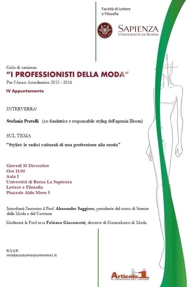 The Bloom News Bloom All Universit La Sapienza Di Roma